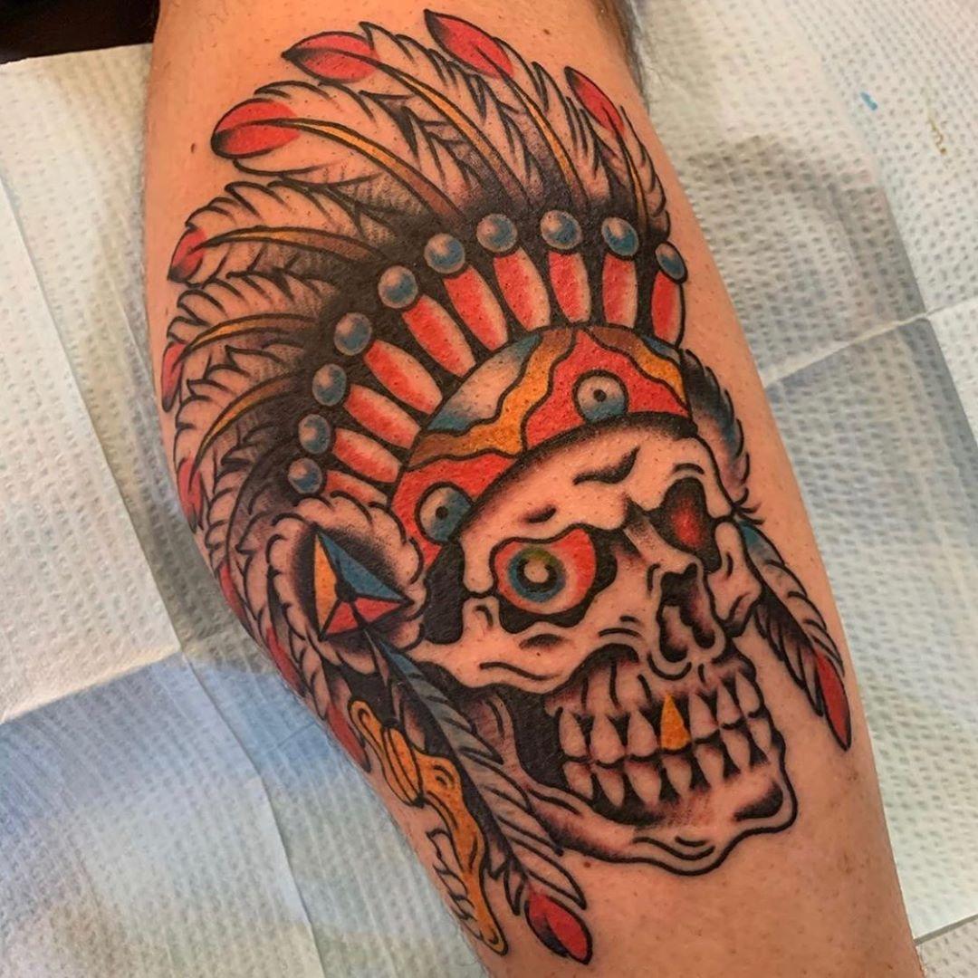Corey Steverson @cs_tattoo